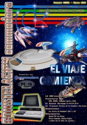 Programa podcast Constelación Commodore