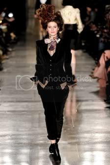 Vivienne Westwood Red Label Fall 2011