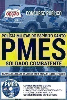 apostila PM-ES Soldado Combatente