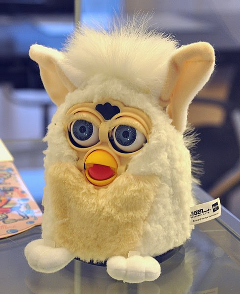 Grusel-Furby