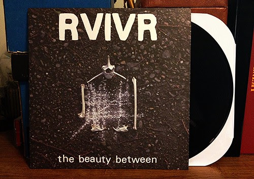 RVIVR - The Beauty Between LP by Tim PopKid