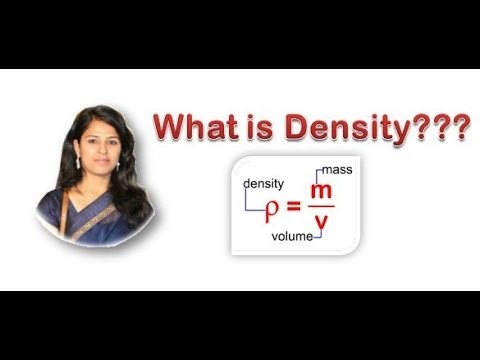 What is Density ???