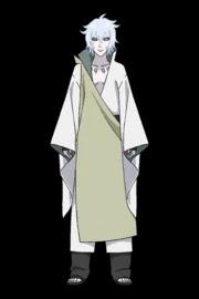 Profil Toneri Ōtsutsuki ( Naruto the movie : The Last )