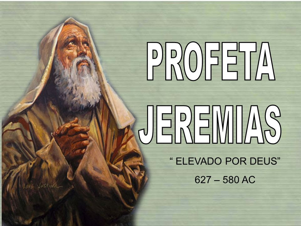 Image result for el profeta jeremias