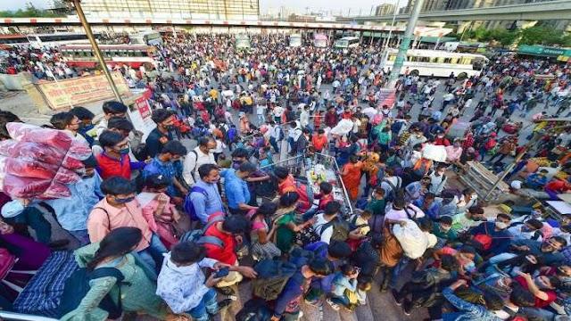 राहुल और प्रियंका ने प्रवासी मजदूरों के लिए सरकार से की बड़ी मांग
