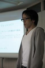 小林 秀樹さん, 第 1 回 JavaFX 勉強会