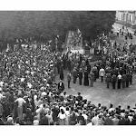 """Morteau. 24 août 1944, date de la libération du secteur """"Doubs Frontière"""""""