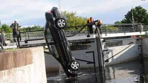 The bodies of Zainab, 19, Sahar, 17, and Geeti Shafia, 13, along with Rona Mohammad Amir, 50, were found dead in the family's Nissan, submerged in a lock on the Rideau Canal on June 30, 2009.