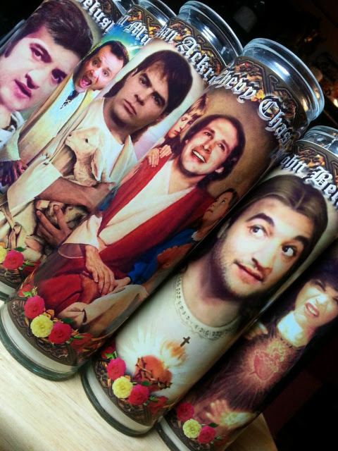 """Will Ferrell Candle 8"""" Celebrity Tribute Candle - Will ..."""