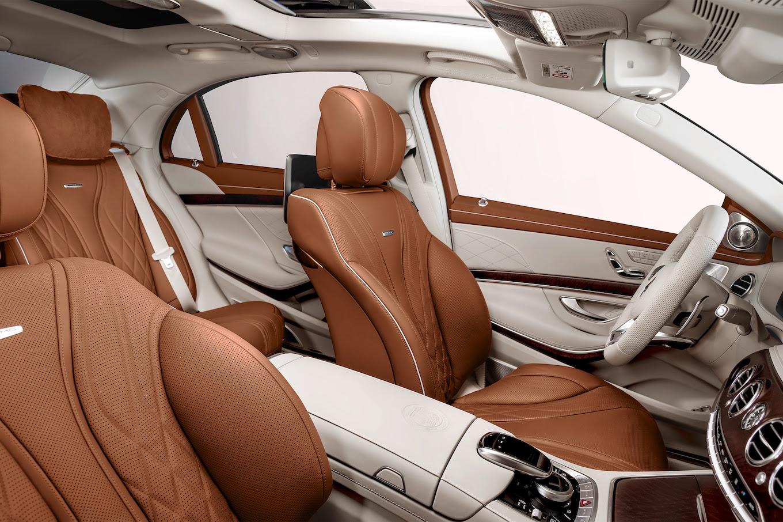 2018 Mercedes-Benz S-Class First Look Review - Motor Trend