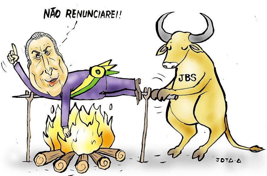 Resultado de imagem para impunidade tucana charge