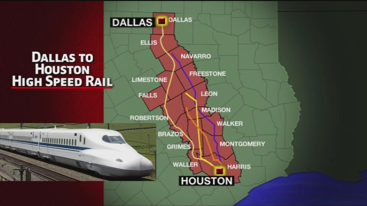 Image result for bullet train texas