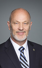 Photo - Dave Van Kesteren - Click to open the Member of Parliament profile