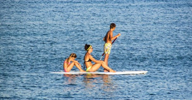 How To Get Your Children Started With SUP