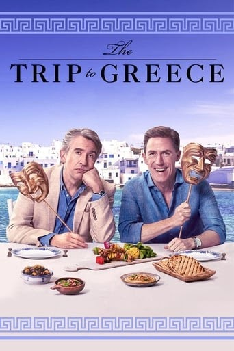 The Trip to Greece (2020) Filmai Online Nemokamai HD - Žiūrėti en Lietuvių