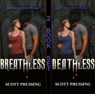 Breathless/Deathless 2 Book Set (Blue Fire Saga)
