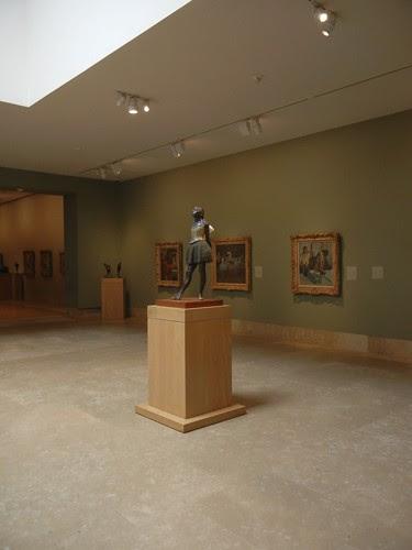 DSCN7762 _ Little Dancer, Aged Fourteen, 1878-81, Edgar Degas (1834-1917), Norton Simon Museum, July 2013