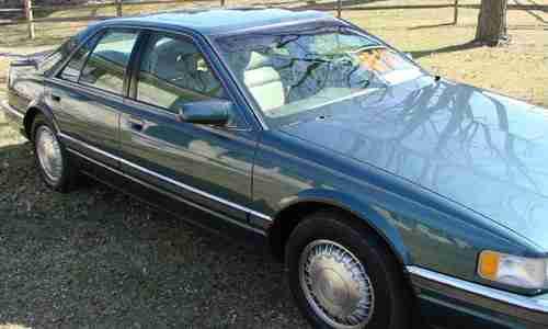 Purchase used 1993 Cadillac Seville Base Sedan 4-Door 4.9L ...