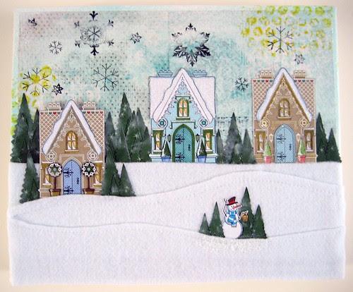 Snowy Canvas