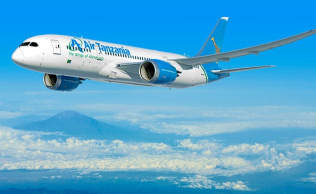 Image result for Air Tanzania Company Limited (ATCL