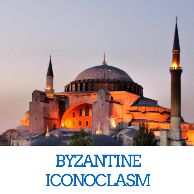 Byzantine Iconcoclasm