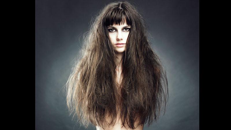 Come aiutare la crescita dei capelli dopo la permanente - capelli rovinati dalla permanente
