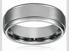 8MM Men Women Titanium Wedding Ring Band; Comfort Fit; Size 16   eBay