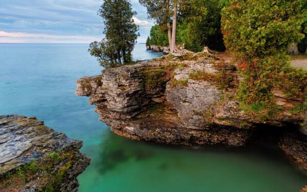 Lacul Michigan