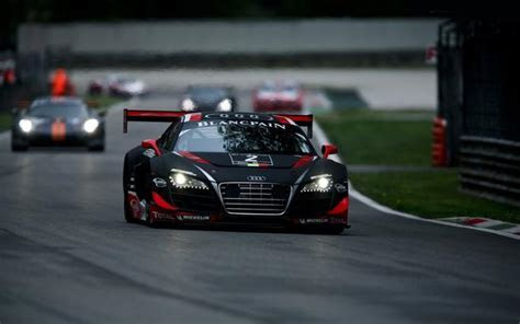 Daily Wallpaper: Audi R8 LMS   I Like To Waste My Time