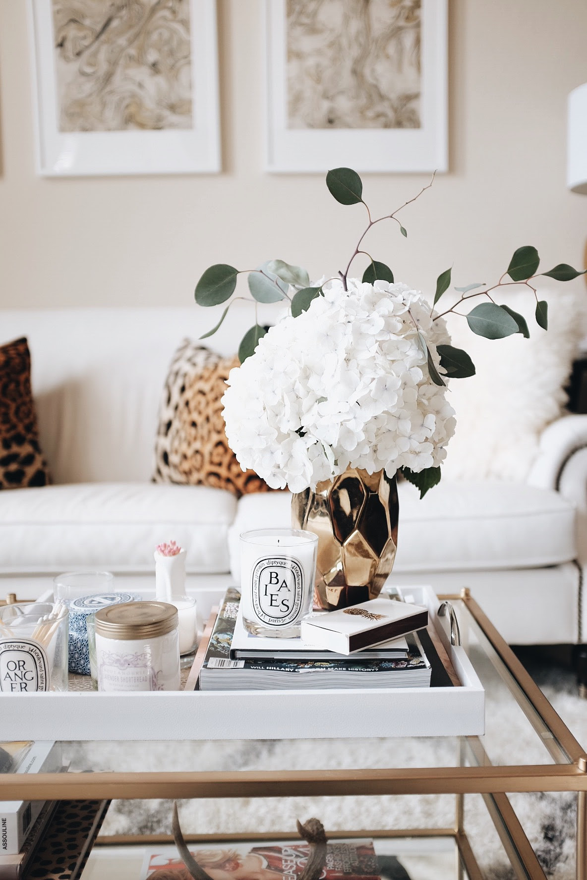 How to Style a Coffee Table - Hadley Court - Interior ...