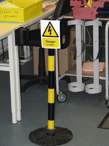 British occupational safety