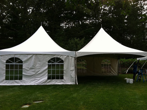 20x40 Frame Tent Lets Party Inc
