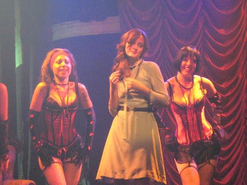 On The Set of Gossip Girl