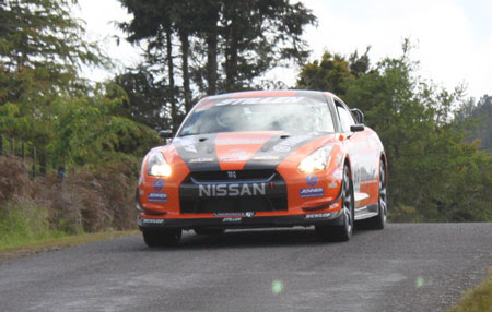 Dunlop Targa Rally New Zealand  Day 3 Results