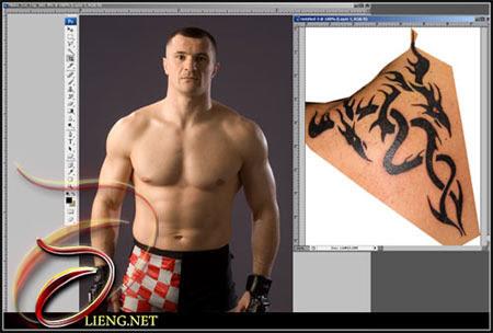 Realistic Tattoo on Human Skin! image 2