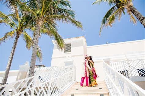 Palm Beach Indian Wedding   Laura and Tej   Sara Kauss