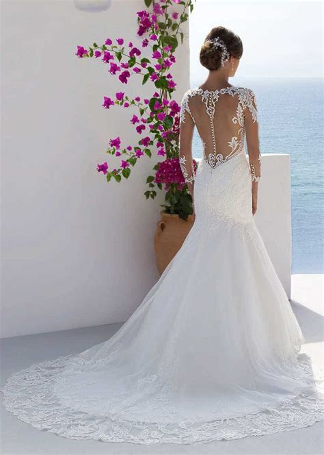 Mark Lesley 7202 D   Mia Sposa Bridal Boutique