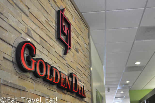 Golden Deli- Temple City, CA: Logo
