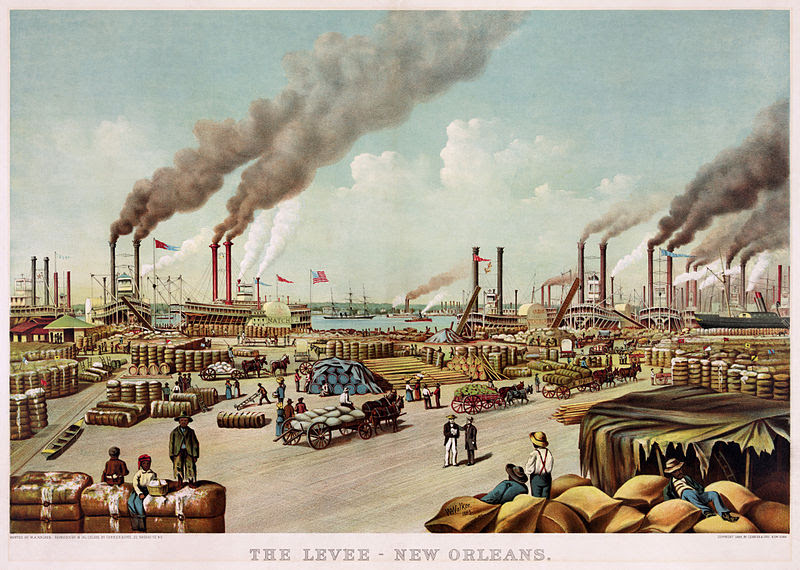 New_Orleans_The_Levee_1844