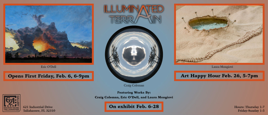 February 2015 at the 621 Gallery