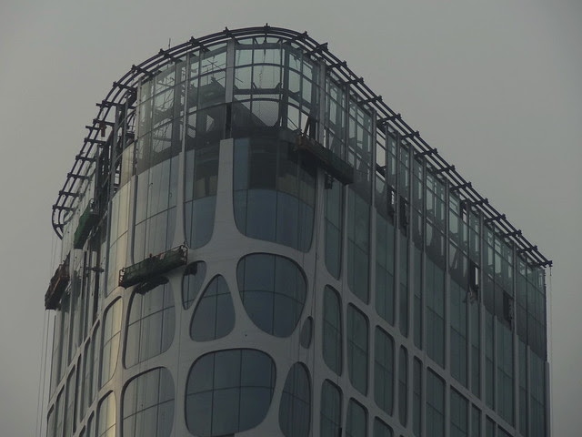 Conrad Hotel (MAD architects), Beijing / CN, 2012