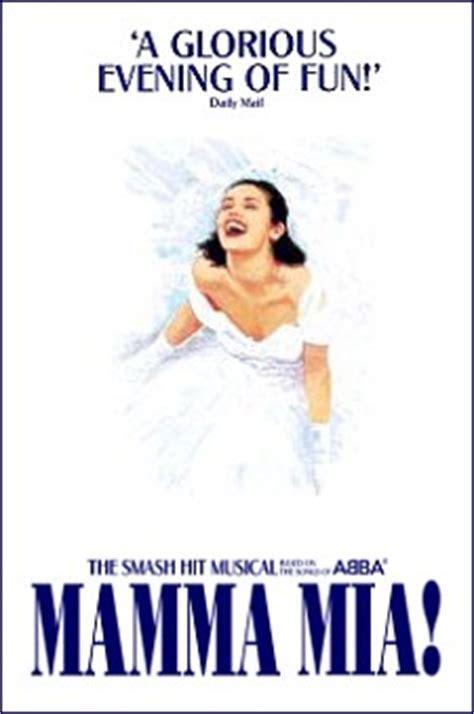 Mamma Mia Theatre Breaks   Cheap Mamma Mia Show & Hotel