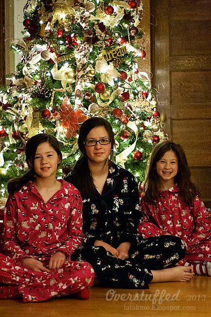 IMG_7211 Christmas jammies 2013 web
