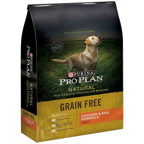 purina pro plan natural grain  chicken egg dry