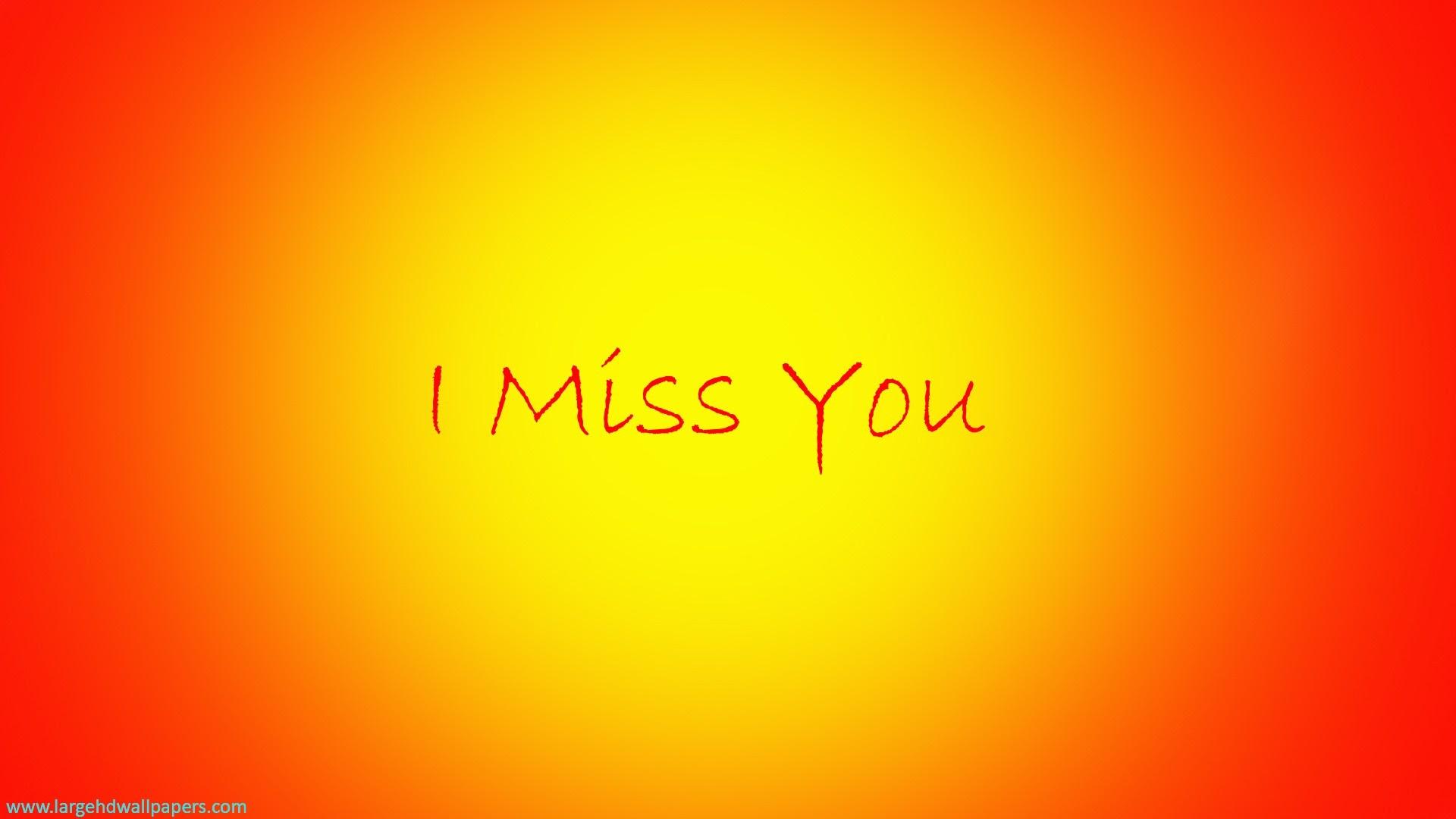 I Miss You Full Hd