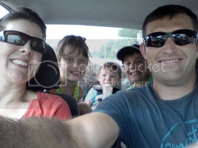 A rare summer family weekday together. photo 1391010_10201807739178650_202671050_o.jpg