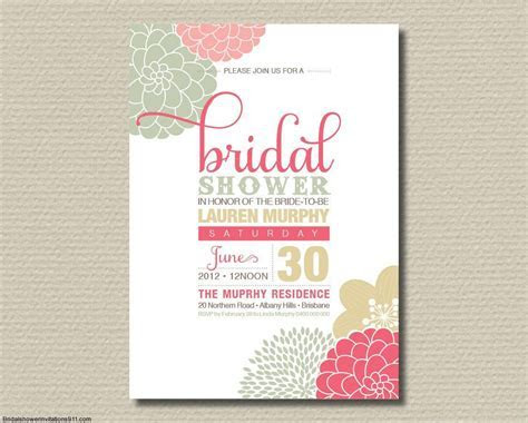 bridal shower invitation wording for shipping gifts