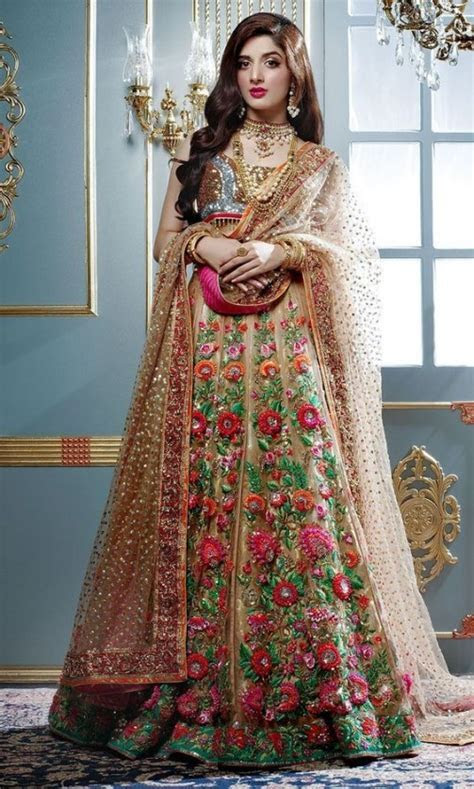 Latest Pakistani Bridal Wedding Dresses 2018 Collection