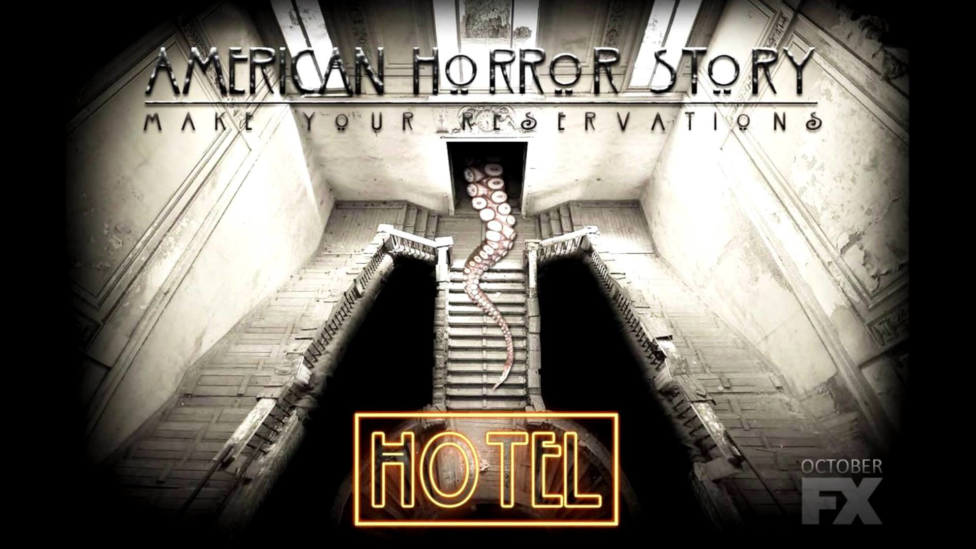 American Horror Story Hotel Wallpaper 75 Images