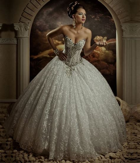 Vintage ball gown wedding dresses   ThE Best DaY
